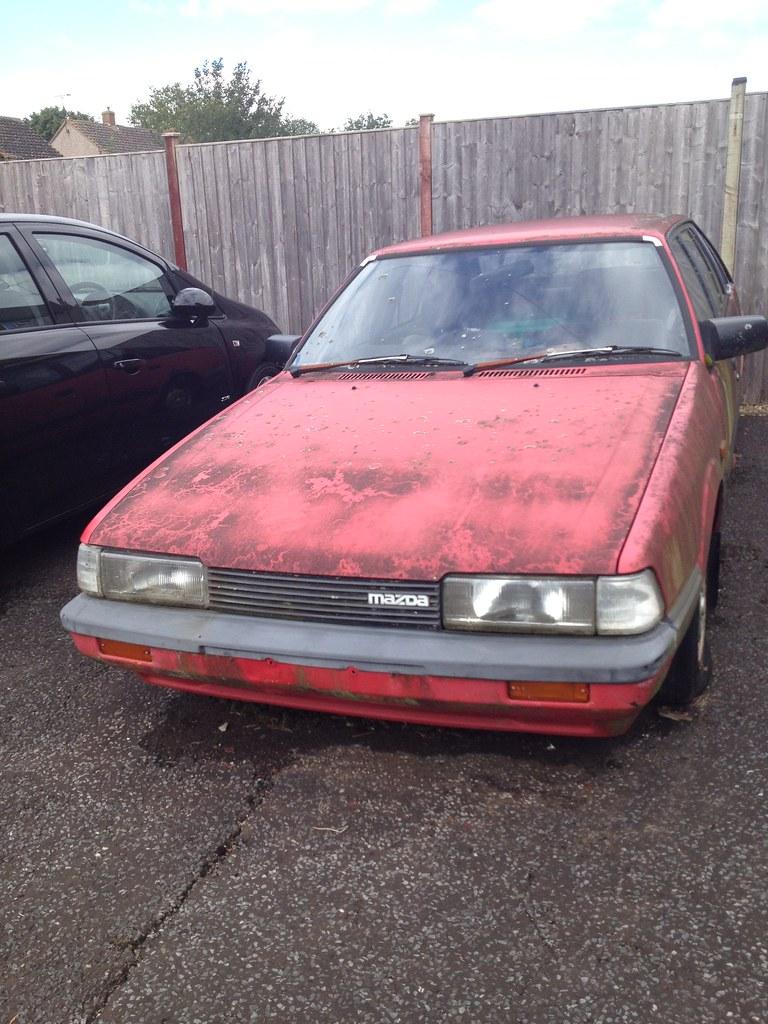 1983 Mazda 626