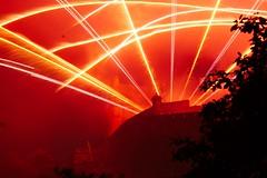 Edinburgh International Festival Fireworks 2012