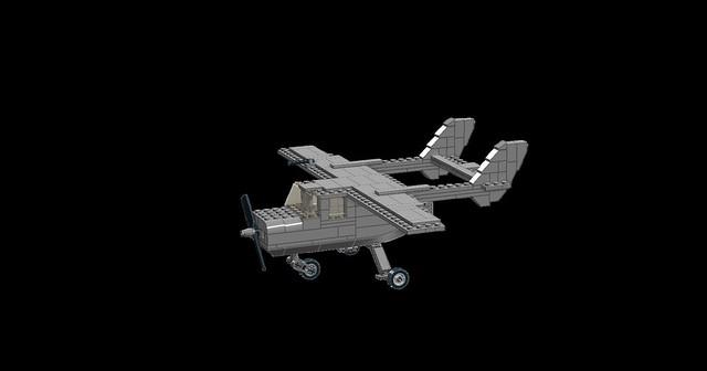 YC-2B Skymaster
