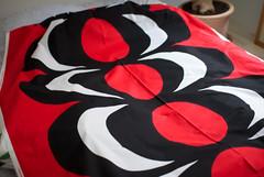 Pattern Designer:Maija Isola Material: 100 % cotton Repeat: 88cm