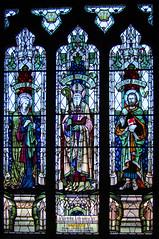 Dorcas, St Nicholas, St Luke