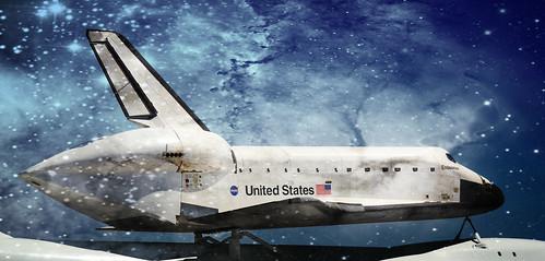 houston nasa spaceshuttle endeavour ellingtonfield top20texas
