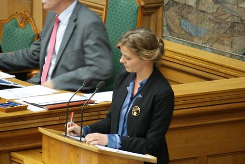 Folketingets åbningsdebat 2012 | by Ellen Trane Nørby
