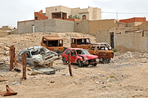 Tunisia-4249 - Parking Lot!!!!!!!! | by archer10 (Dennis)