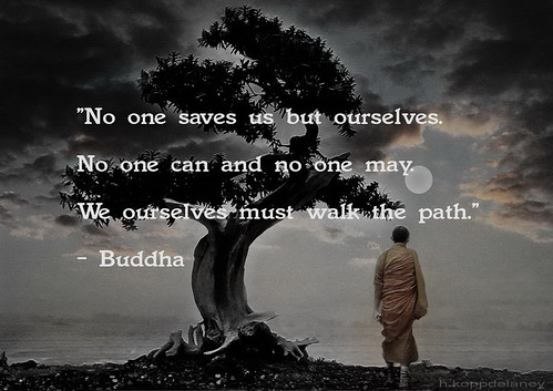 Buddha Quote 37 | by h.koppdelaney