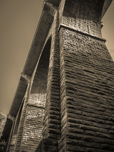 Knapsack Viaduct detail | by Michael Rawle