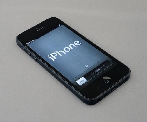 iPhone 5 Unboxing, 10-10-12 - brett jordan - Flickr
