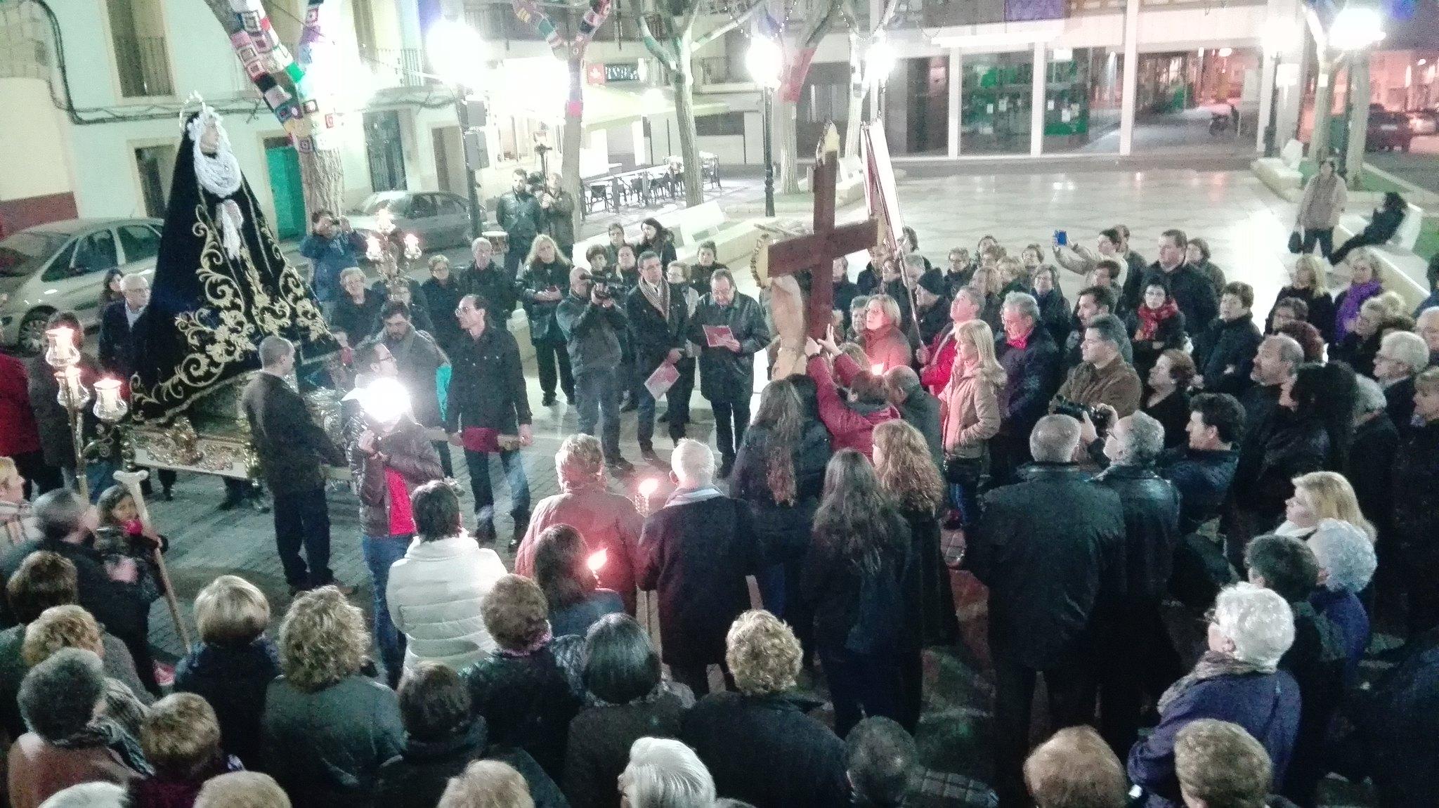 (2016-03-18) - VII Vía Crucis nocturno - Javier Romero Ripoll (048)