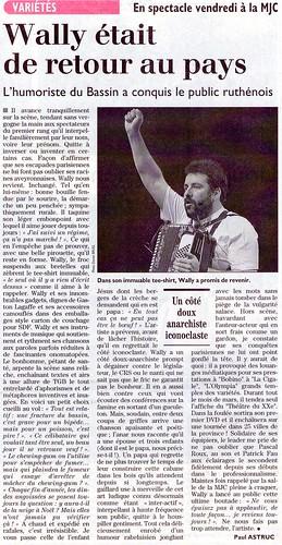 Papier Tournée Aveyron 2003 | by lewally12