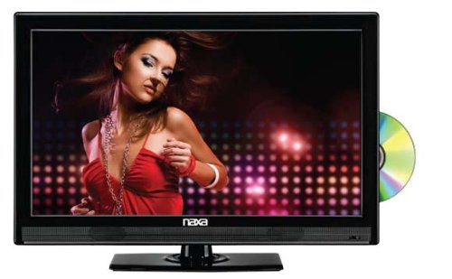 NAXA NTD1552 16Inch Widescreen HD LED TV with Builtin Digi