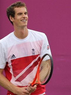 Andy Murray, Olympics 2012 | by Marianne Bevis
