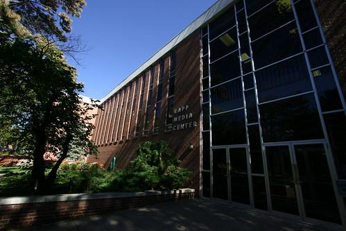 Communications Building   Doane University