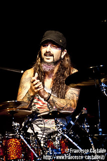 Mike Portnoy | by [devu]