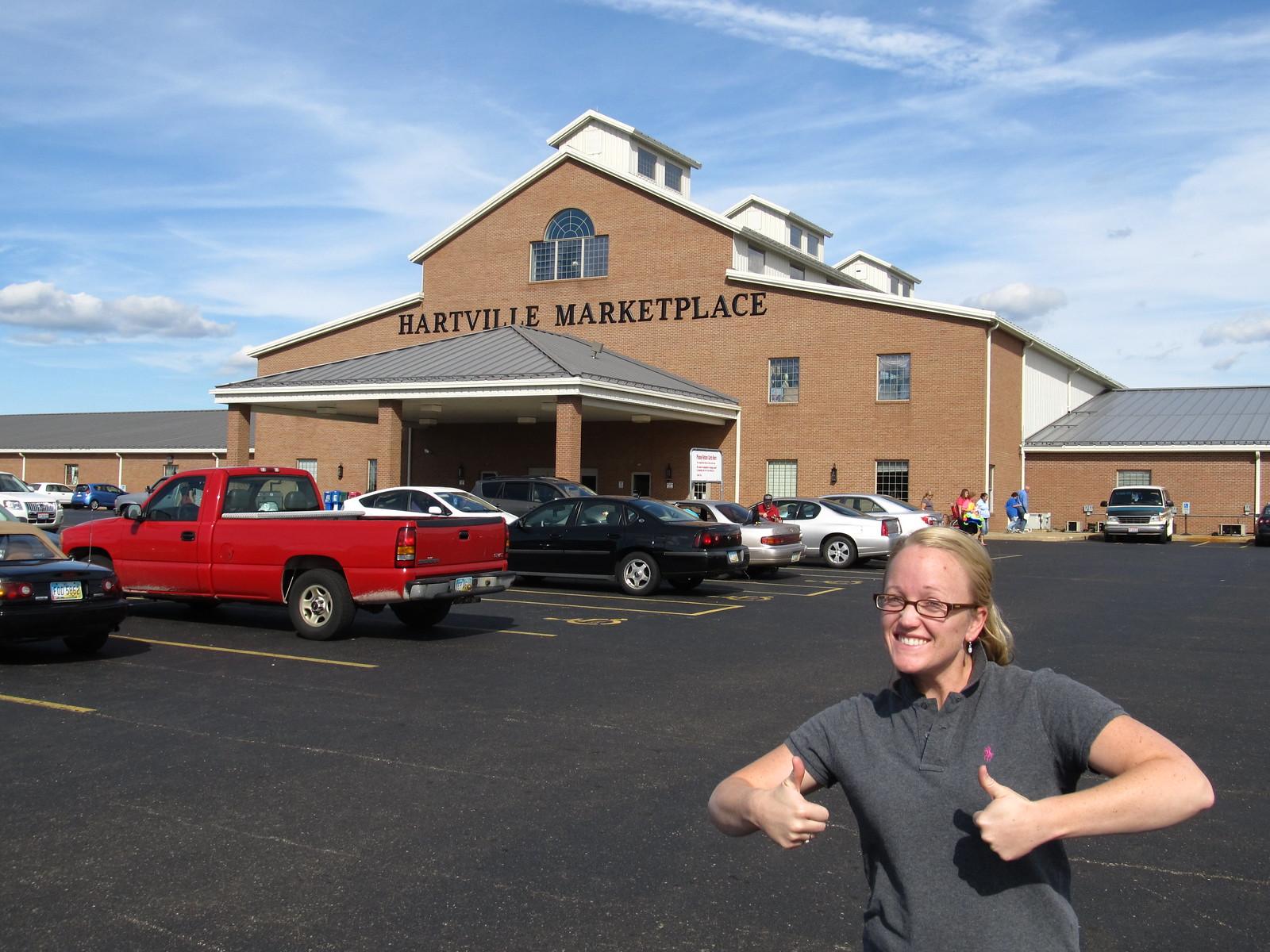 Hartville Marketplace, Hartville, Ohio