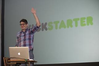 Yancey Strickler, co-founder of Kickstarter | by rexhammock