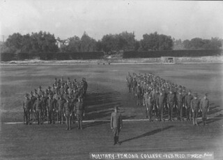 ROTC training in 1920