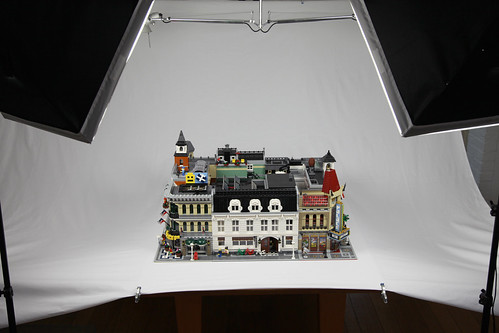 Taking a Lego picture | by Berthil van Beek