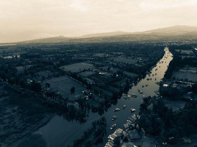 Los canales en la ciudad