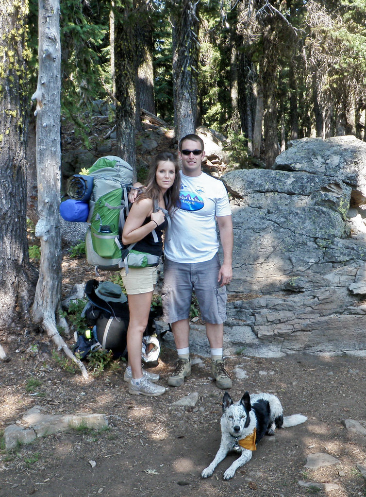 Section Hikers - Pacific Crest Trail, Sky Lakes Wilderness, Oregon