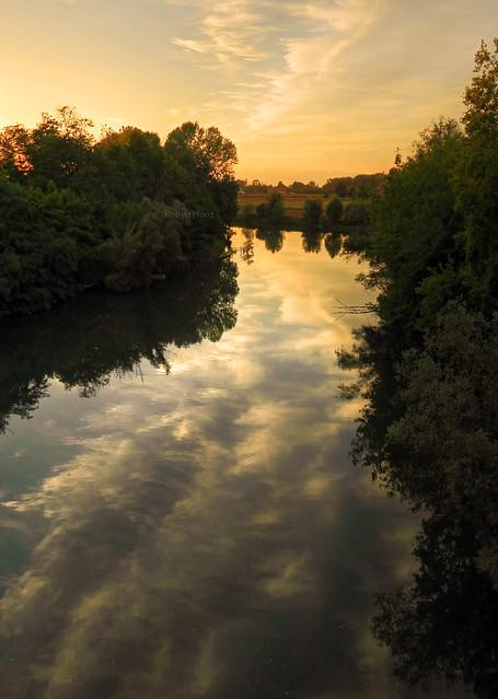 Good, old river...