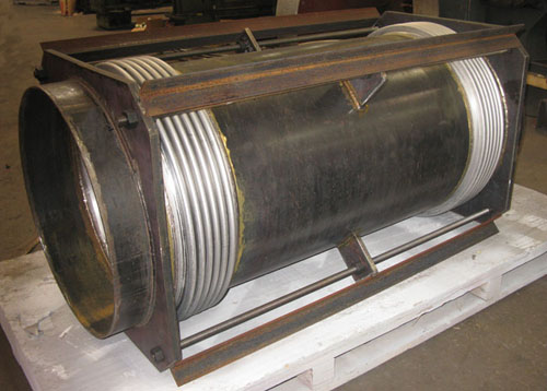 Custom Designed Universal Expansion Joint