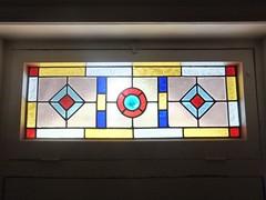 East Terrace 25 Kenwynne 1869 hallway