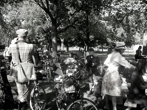 Tweed Riders