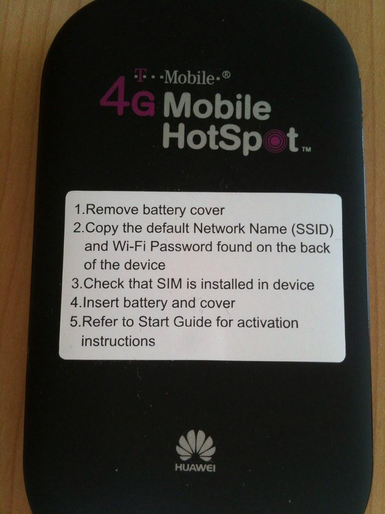 T-Mobile/Huawei