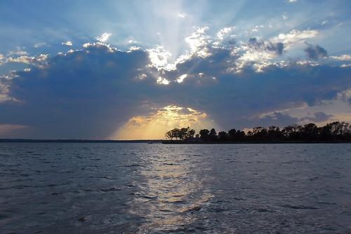 sunset river virginia va rappahannock