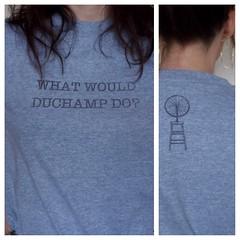 I made a t-shirt...