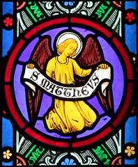 Angel of St Matthew, 1853