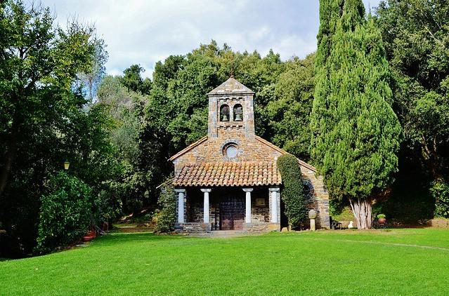 Capella de Sant Bernat de Menthon, Montseny, Vallés Oriental (2)