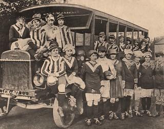 Dick Kerr's Ladies Football Team, Preston 1920 | by Preston Digital Archive