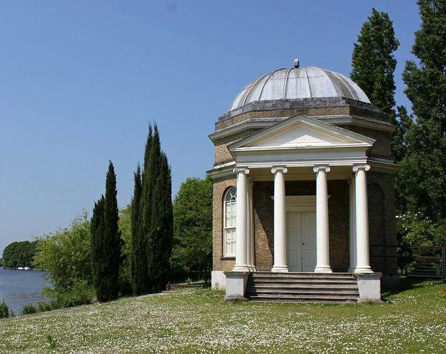 Garrick's Temple To Shakespeare: Hampton Riverside