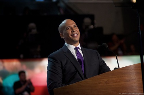 corey booker up close | by jbouie