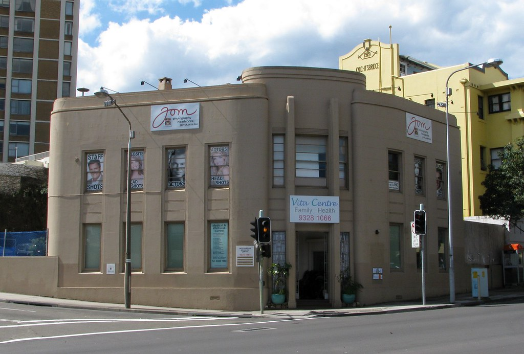 Ex Commonwealth Bank, Edgecliff, Sydney, NSW.