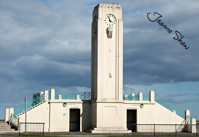 IMG_2343 Seaton Clock Tower N