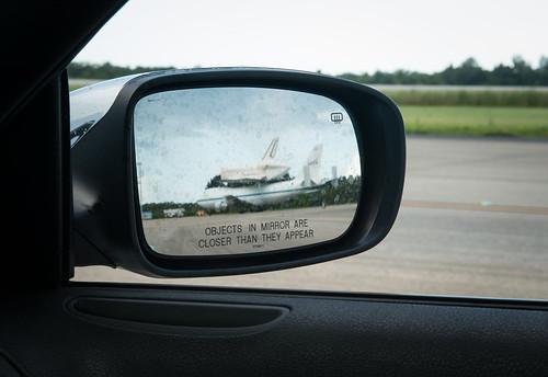usa florida nasa kennedyspacecenter capecanaveral fla spaceshuttle endeavour billingalls shuttlelandingfacilityslf 747shuttlecarrieraircraftsca