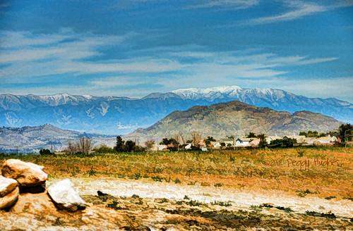 california painterly painting edited digitalart peggy pse topaz menifee ©allrightsreserved ©peggyhughes simplify4