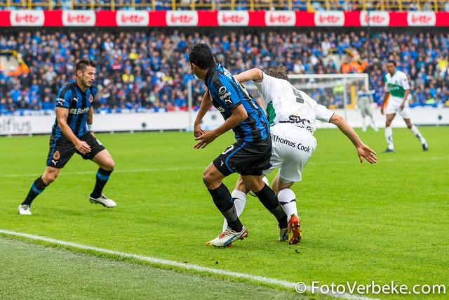 Club Brugge - Cercle Brugge : 4-0
