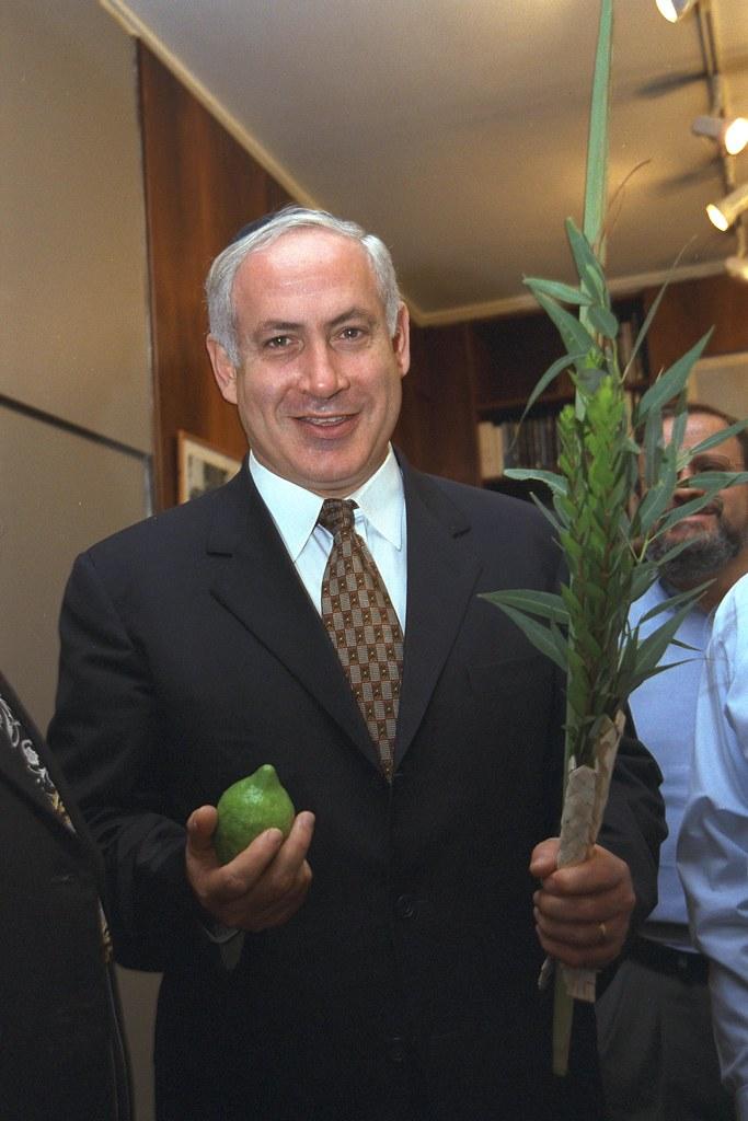 P.M. Benjamin Netanyahu