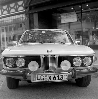 BMW 3.0 CS | by Fogel's Focus