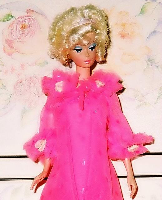 Priscilla in Dreamy Pink #2