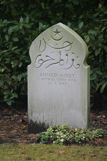 Grave of Ahmed Aidet