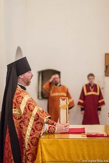 Литургия в Юрьевом монастыре 110