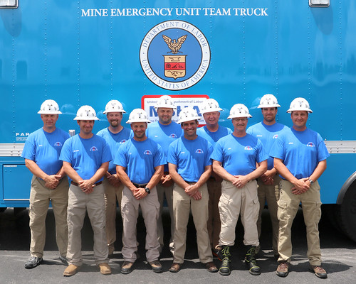 USA - MSHA Rescue Team | by imrc2016canada