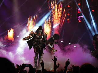 Gene Simmons, KISS ~ MN State Fair | by Dusty J