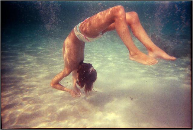 Wasserakrobatik