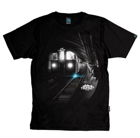 Dephect Clothing - Dank tube T-Shirt