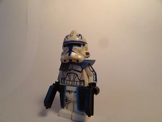 Lego Star Wars season 4 Captain Rex